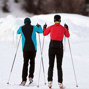 skiing knee injuries