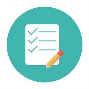 knee replacement checklist